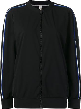 No Ka'Oi side stripe track jacket - Black