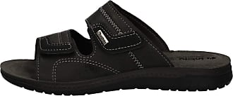 Inblu Mens Idro Slide Sandal, Anthracite, 10 UK