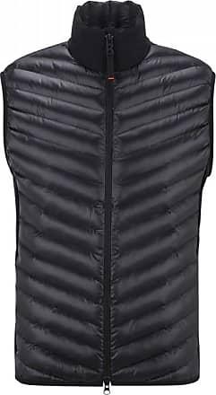 Bogner Fire + Ice Kito Hybrid quilted waistcoat for Men - Black