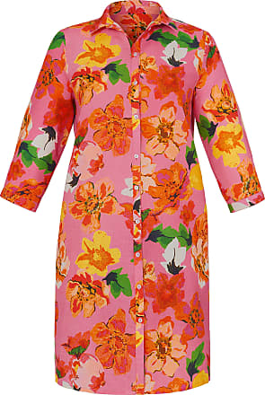 Emilia Lay Longline blouse 3/4-length sleeves Emilia Lay multicoloured