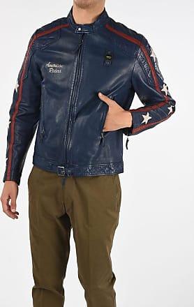 Blauer Leather Biker Jacket size Xl