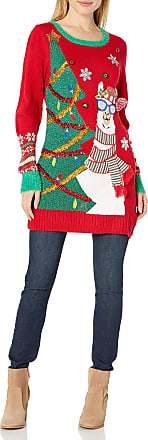 Blizzard Bay Womens Ugly Christmas Sweater Vest