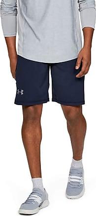 Blue MRSP:$34.99 New Under Armour Men/'s UA Raid Athletic Shorts SIZE S,L Black