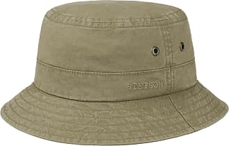 Stetson Delave Cotton Hat by Stetson Bucket hats 0601aec85a67