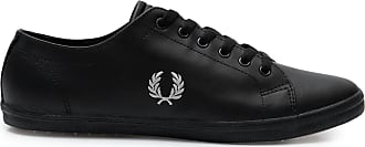 Fred Perry TÊNIS MASCULINO KINGSTON - PRETO