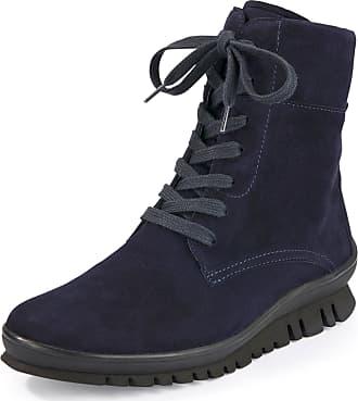 Semler Frida lace-up ankle boots Semler blue
