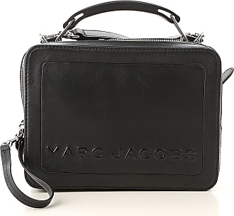 9b3653fa4e Marc Jacobs Borsa a Tracolla da Donna On Sale, Nero, pelle, 2017,
