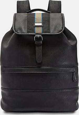 Ted Baker Webbing Backpack in Black EEEP, Mens Accessories