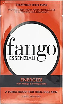 Borghese Fango Essenziali Treatment Sheet Mask, Mango & Pomegranate, 0.83 Fl Oz