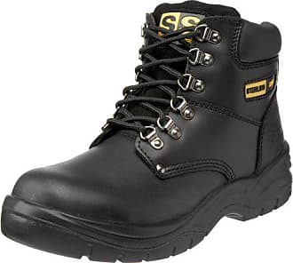 Chaussures 3 sécurité Noir Steel V Sterling Safetywear 40 Sterling Noir EU 6 homme SS806SM V xqZRTAInw