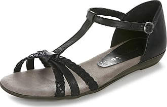Tamaris Sandale - Damen - schwarz