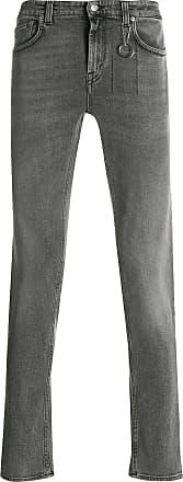 Department 5 Calça jeans reta - Cinza