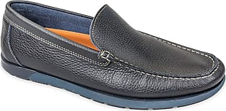 Valleverde Mens Loafers Leather 11865 Leather or Black or Blue A comfortable footwear suitable for all occasions. Spring Summer 2020 Blue Size: 8.5 UK
