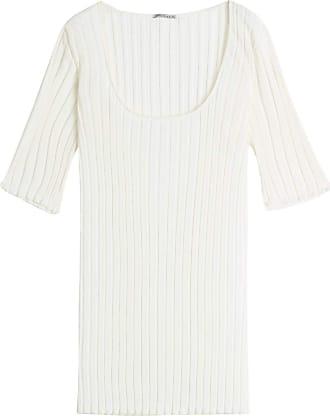 intimissimi Womens Short-Sleeved Tubular Cotton/Silk Top