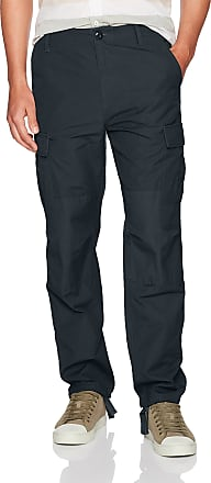 Obey Mens Recon Cargo Pant Casual, Black, 32
