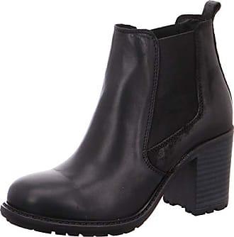 5f43ee4b4d87 Buffalo Damen Stiefeletten Stiefelette ES 30633L Preto schwarz 329205