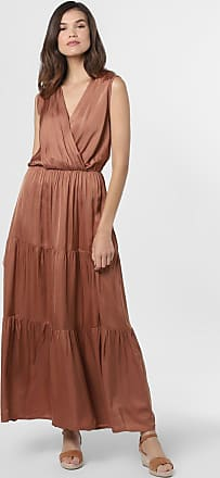 Cartoon Damen Kleid beige