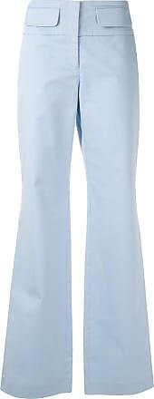 Alcaçuz Calça Marie flare - Azul