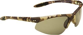 Eyelevel Polarised Sports Sunglasses Camouflage Wraparound Sunglasses 100% UV Protection (Chameleon Dark Lens)