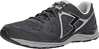 361° Mens 361-RAMBLER Running Shoe, Ebony/Sleet, 14 M US