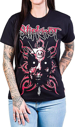 Bandalheira Camiseta Slipknot Mascara Craig Jones Gola c/Elastano - UNISSEX
