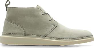 Clarks Mens Hale Lo Chukka Boots, Beige (Desert Nubuck 10 UK