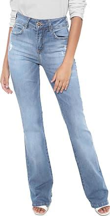 Colcci Calça Jeans Colcci Flare Bia Azul