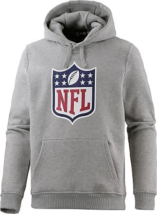 New Era NFL Hoodie Herren in HEATHER GREY, Größe XXL