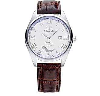 Yazole Relógio Yazole Prova D´água Masculino D307 (4)