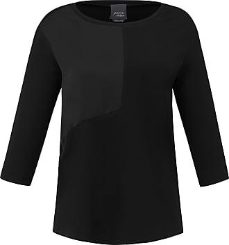 Persona by Marina Rinaldi Sweatshirt 3/4-length sleeves Persona by Marina Rinaldi black