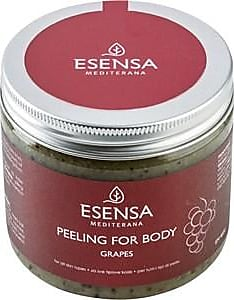 Esensa Mediterana Body care Body Essence - for smooth and firm body skin Body Peeling Traube Grape 200 g