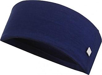 2117 of Sweden Merino Double Layer Headband Hindas Fascia sportiva per la fronte Unisex | arancione/rosso