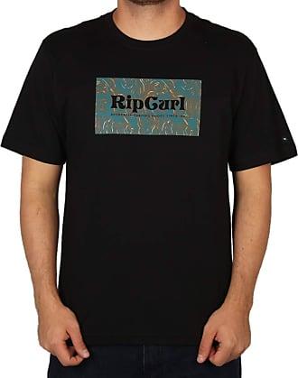 Rip Curl Camiseta Rip Curl Switch Black Cor:Preto;Tamanho:G
