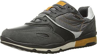 Geox Mens Msandroabx1 Rain Shoe Charcoal/Grey 39 EU/6 M US