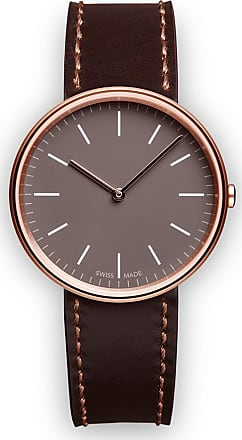 Uniform Wares M35 two-hand watch - Brown