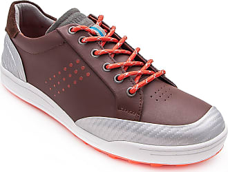 Zerimar Mens Golf Shoes | Mens Sports Shoes | Men Golf Shoes | Mens Sport Shoes | Leather Golf Shoes |Sports Footwear for Men | Leather Footwear Golf | Color