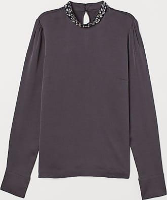 new style 450b0 8d171 Blusen in Grau: Shoppe jetzt bis zu −60%   Stylight