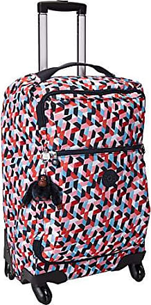 Kipling Womens Darcey Small Carry-On Rolling Luggage, Forever Tiles
