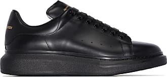black alexander mcqueen shoes