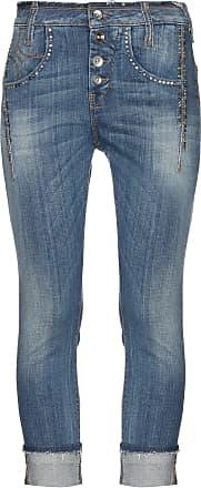 Fornarina JEANS - Capri jeans su YOOX.COM