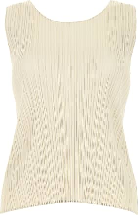 Issey Miyake Womens Clothing On Sale, Beige, polyester, 2017, Universal size