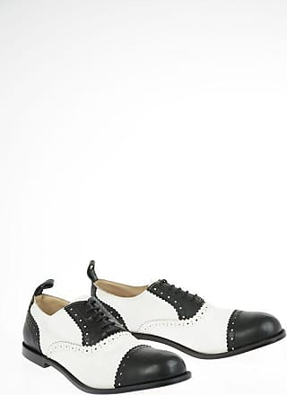 Comme Des Garçons Leather Oxford with Broguing size 25.5