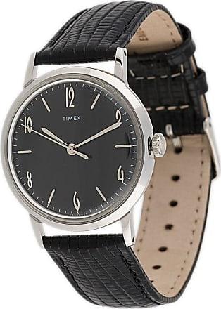 Timex Relógio Marlin Handwind SST - Preto
