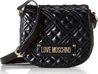Love Moschino Jc4006pp1a Womens Cross-Body Bag, Black (Nero), 9x17x20 centimeters (W x H x L)