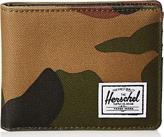 Herschel Herschel Unisexs Roy RFID Wallet Bi-Fold, Woodland camo, One Size