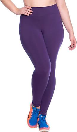 Marcyn Legging Plus Longa Espotiva Roxo | 553.811P LEGGING LONGA-ROXO - EG