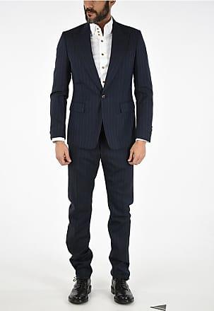 Vivienne Westwood Virgin Wool Striped Suit size 48