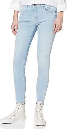 EDC by Esprit Womens Skinny Vintage Jeans, Blue (Light Blue 903), 28W / 28L