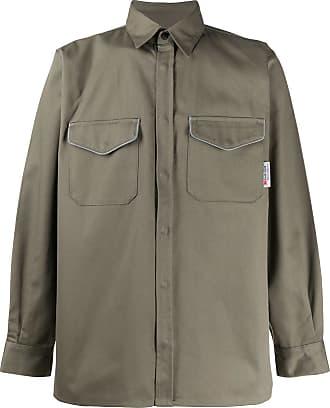GR10K Camisa Klopman - Verde