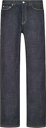 Fenty Puma by Rihanna Calça jeans bootcut cintura alta - Azul